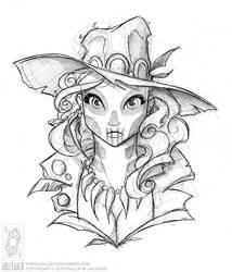 Voodoo Lady by jollyjack