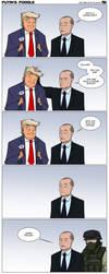Putin's Poodle by jollyjack