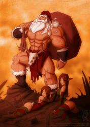 Smiter Claus by jollyjack