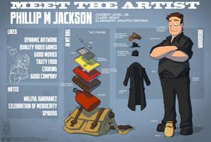 Meet The Artist by jollyjack