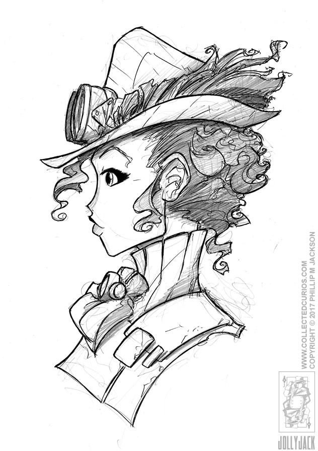 Steampunk Profile 2016 10 01 by jollyjack