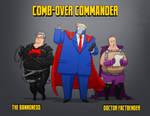 Comb-Over Commander