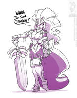 RPG Chloe by jollyjack