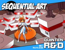 Sequential Art - Vol. 5 - Quinten R+D