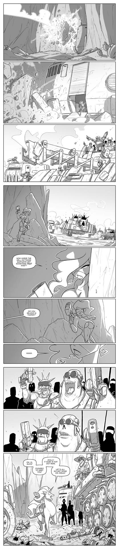 Bad Nero - Backwater - Part 3 by jollyjack