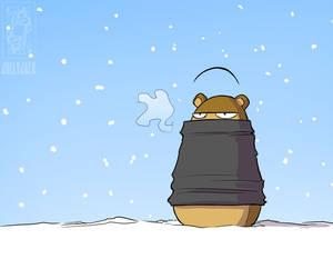 HELGA! Bring me my snood!