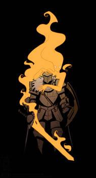 Burning Knight