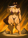 Barbarian Wolfy