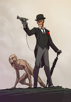 Gentleman Ghoul
