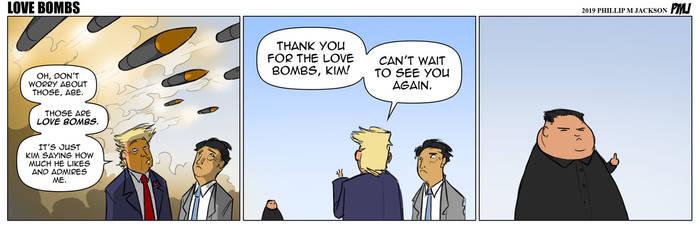 Love Bombs by jollyjack