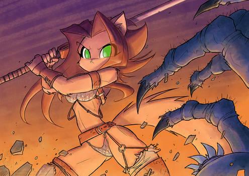 Red Sonja Kat