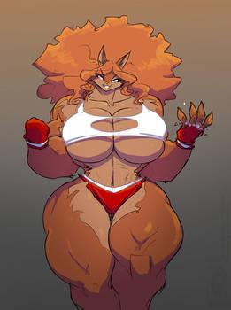 Werewolf Boxer