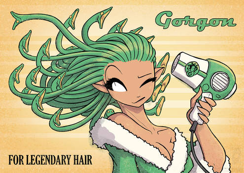 Gorgon Hair Dryers