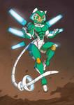 Power Armour Kat