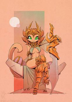 Kat Of Mars