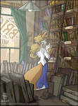 Bookshop by jollyjack