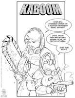 Kaboom by jollyjack