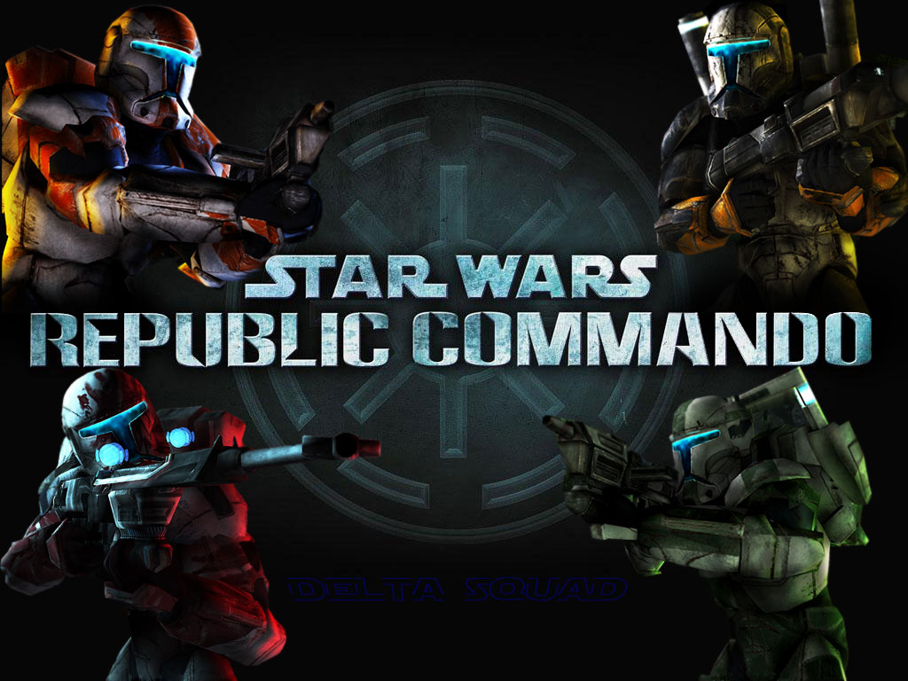Republic Commando by Glocken