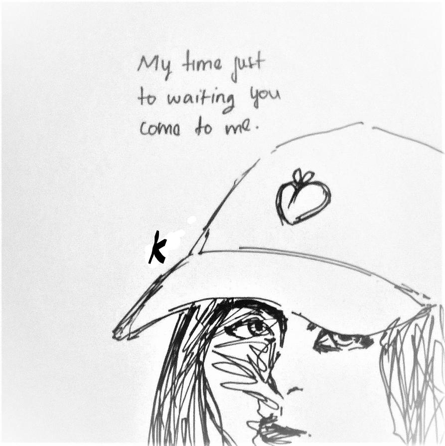 girl who dont like waiting by kittenalbin