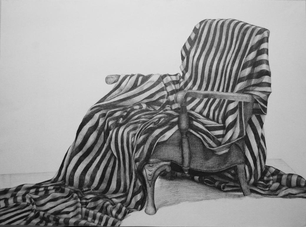 Contour Line Drawing Assignment : Cross contour assignment by eesu on deviantart