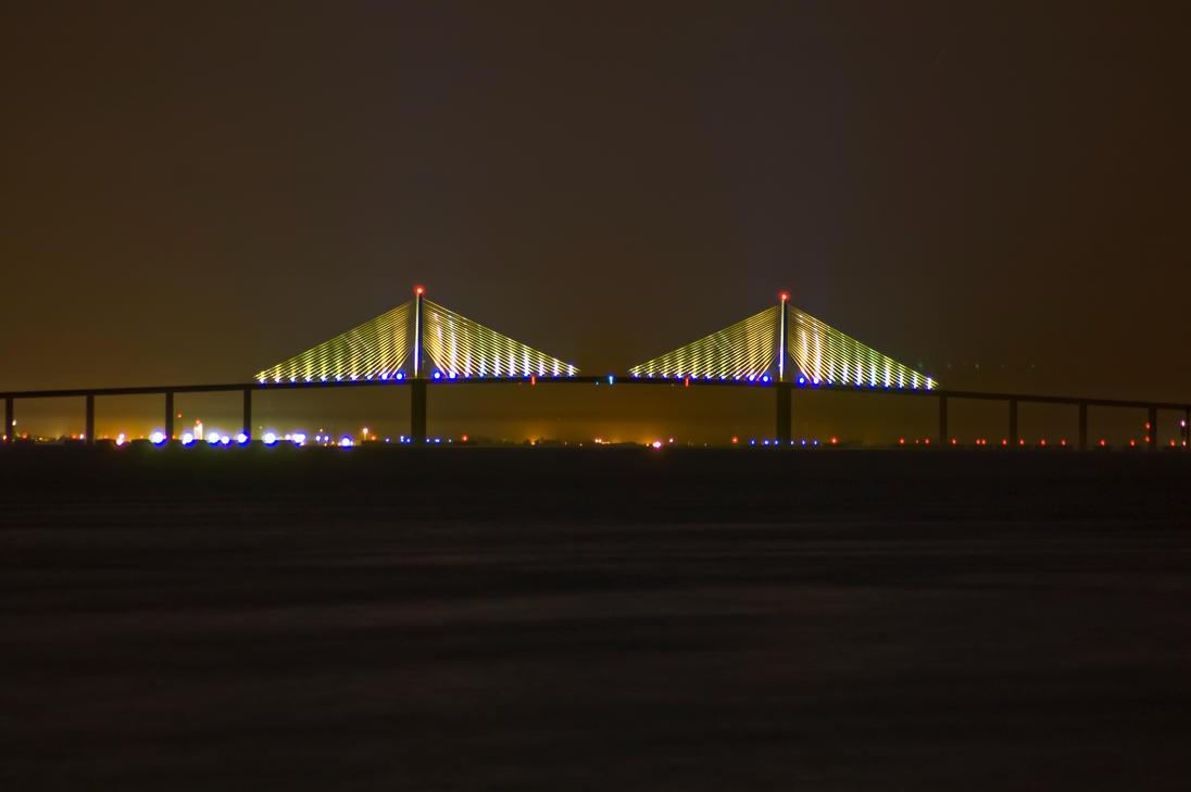 Tampa  Skybridge by Eesu