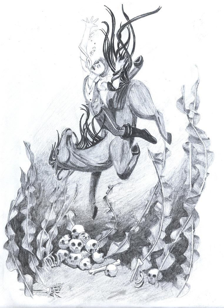 Kelpie by wistful-moon