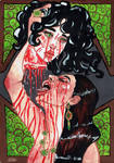 Horrific Inktober / 12 by Aotar