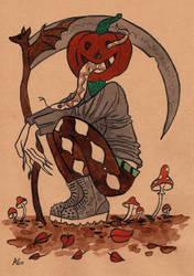Pumpkin reaper