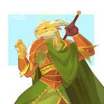 dragonborn commish