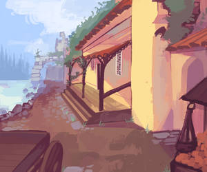 background practice by filibusterfrog