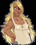 Declark Bust  (Pirate101)