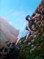 The Big Climb by Sheeyo
