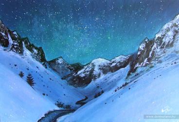 Starry Mountain