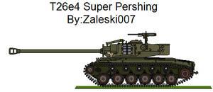T26e4 Super Pershing(edited)