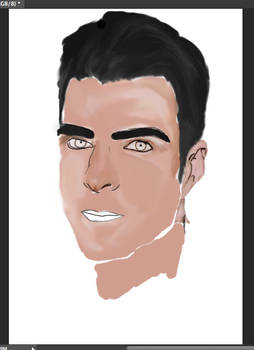 Zachary Quinto WIP