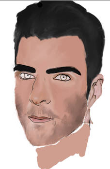 Zachary Quinto WIP 2