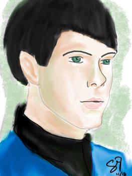 Human!Spock