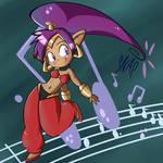 Half Genie Heroine