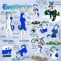 EvoHusky by DexFenik