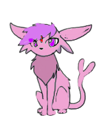 Espeon Finished by TheonlyToxicKitty