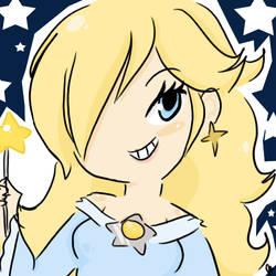 Princess Rosalina by StarValerian