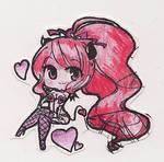 Rose the Valentine Succubus