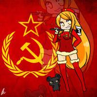 Soviet Bitch by StarValerian