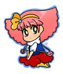 Chibi Minky Momo_cut out