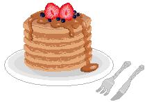 Pancakes by StarValerian
