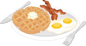 Belgian Waffles by StarValerian