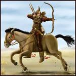 Thalestris, Queen of Amazons