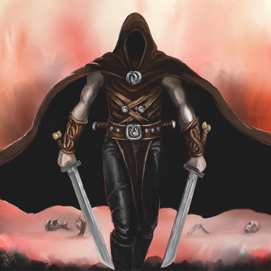 Nemesis by Crowsrock