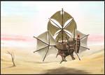 Desert Galleon