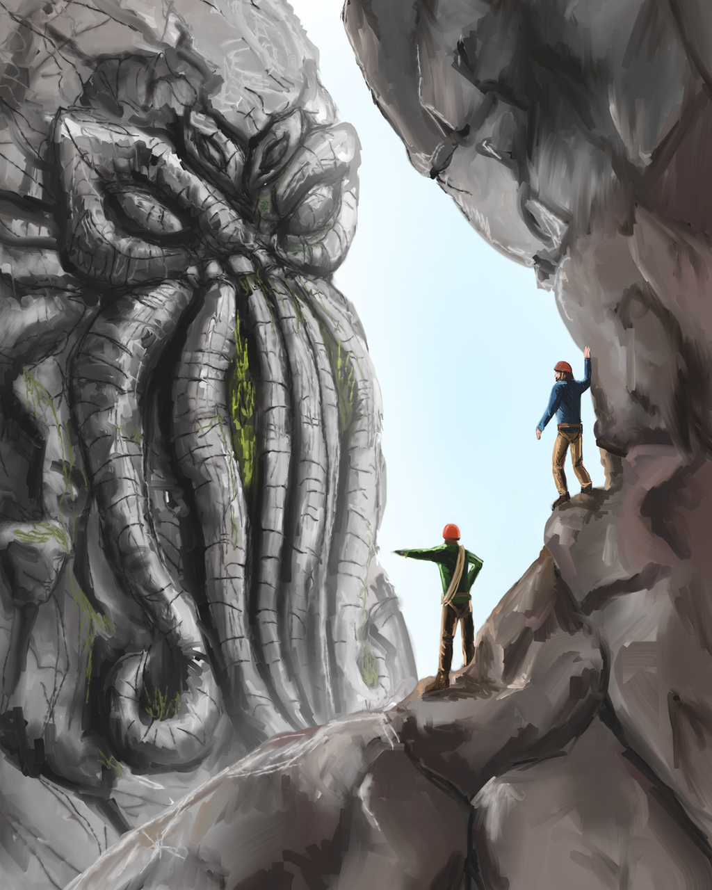 Ancient carvings by crowsrock on deviantart